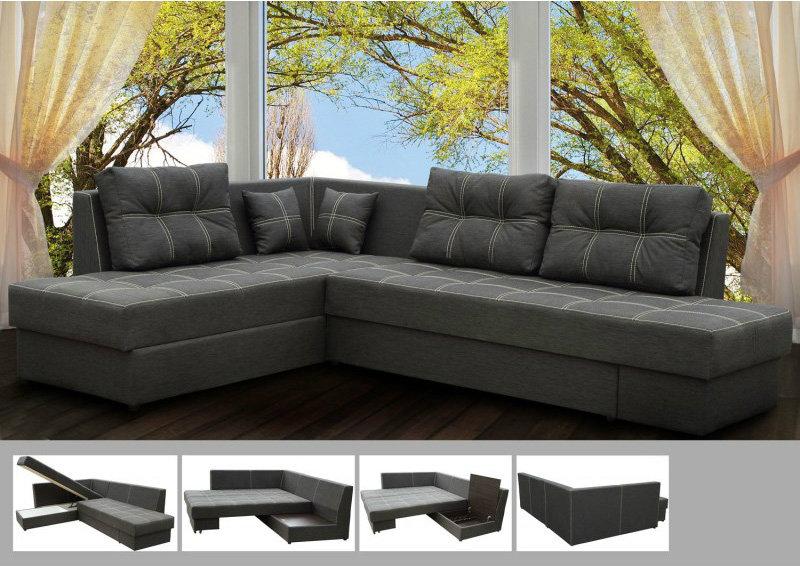 Механизмы углового дивана